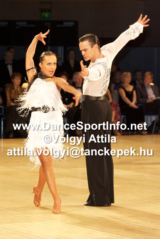Alexei Silde & Anna Firstova