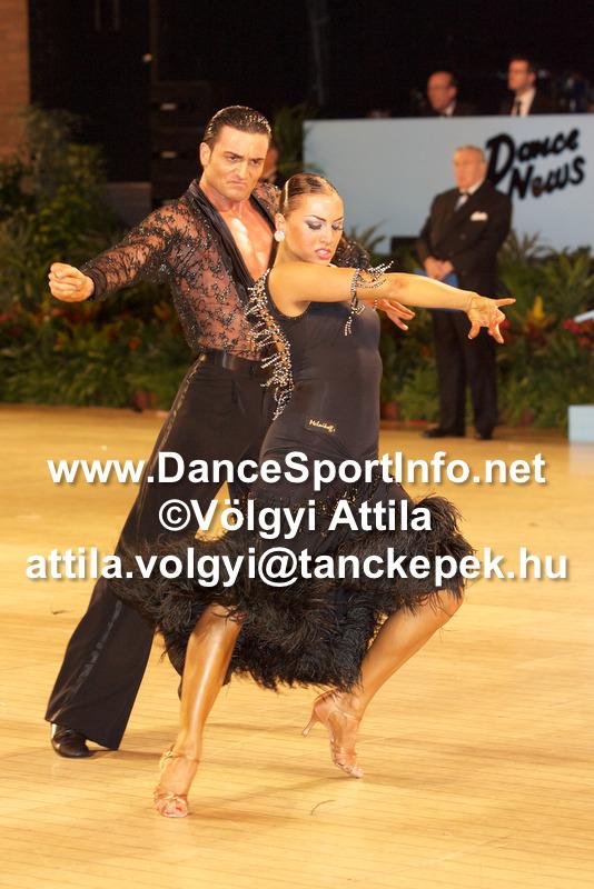 Stefano Di Filippo & Anna Melnikova