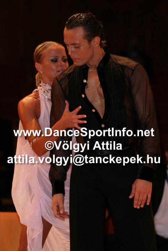Slavik Kryklyvyy & Hanna Karttunen