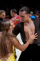 Evgeni Smagin &amp; Polina Kazatchenko at International Championships 2008
