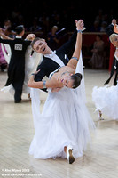 Sergei Konovaltsev &amp; Olga Konovaltseva at International Championships 2008