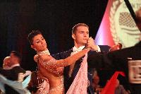 Domen Krapez & Monica Nigro at Embassy Ball 2006