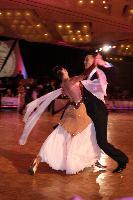 Victor Fung & Anna Mikhed at Embassy Ball 2006