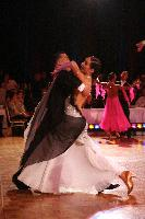 Victor Fung &amp; Anna Mikhed at Embassy Ball 2006