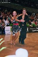 Jurij Batagelj & Jagoda Batagelj at German Open 2005