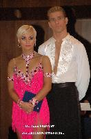 Jurij Batagelj & Jagoda Batagelj at 47. Goldstadtpokal