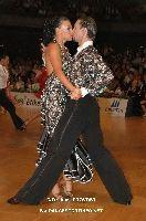 Andrei Mosejcuk & Kamila Kajak at 23. German Open Championships