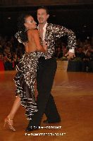 Andrei Mosejcuk &amp; Kamila Kajak at 23. German Open Championships