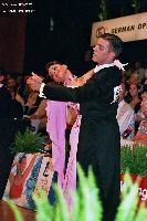 Isaia Berardi & Cinzia Birarelli at German Open 2005