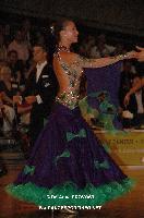 Isaia Berardi & Cinzia Birarelli at 23. German Open Championships
