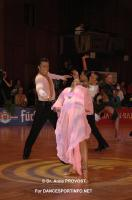 Vincenzo Mariniello & Sara Casini at German Open 2010