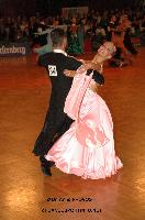 Anton Lebedev & Anna Borshch at German Open 2010