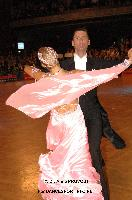 Anton Lebedev &amp; Anna Borshch at German Open 2010
