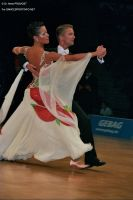 Andrzej Sadecki & Karina Nawrot at 7th World Games 2005