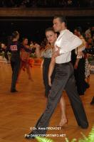 Bernard Leferink & Ashley Sluijsmans at German Open 2010