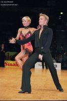 Peter Stokkebroe & Kristina Stokkebroe at 7th World Games 2005