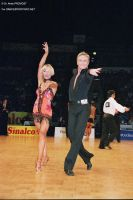 Peter Stokkebroe & Kristina Stokkebroe at 7th World Games 2005