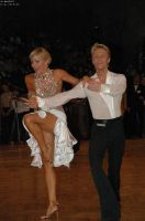 Peter Stokkebroe & Kristina Stokkebroe at German Open 2006
