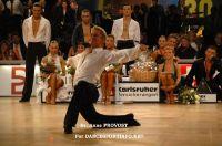 Peter Stokkebroe & Kristina Stokkebroe at IDSF World Latin Championships