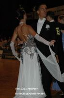 Marco Lustri & Alessia Radicchio at German Open 2006