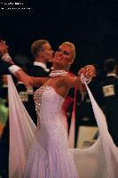 Dmytro Wloch & Olga Urumova at German Open 2005