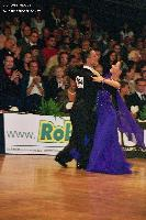 Benedetto Ferruggia &amp; Claudia Khler at German Open 2005