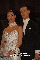 Marco Cavallaro & Letizia Ingrosso at