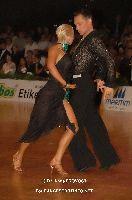 Jesper Birkehoj & Anna Anastasiya Kravchenko at 23. German Open Championships