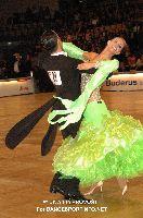 Simone Segatori & Annette Sudol at IDSF World Standard Championships