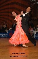 Simone Segatori & Annette Sudol at 48. Goldstadtpokal