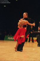 Cedric Meyer & Angelique Meyer at 7th World Games 2005