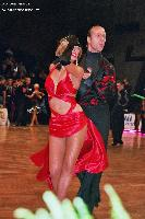 Cedric Meyer & Angelique Meyer at German Open 2005