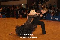 Cedric Meyer & Angelique Meyer at 47. Goldstadtpokal