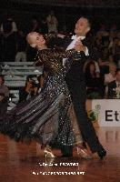 Daniele Gallaro & Kimberly Taylor at 23. German Open Championships