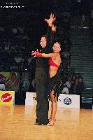Eugene Katsevman & Maria Manusova at 7th World Games 2005