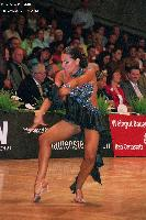 Eugene Katsevman & Maria Manusova at German Open 2005