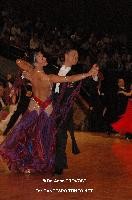 Nicola Pascon & Anna Tondello at 23. German Open Championships