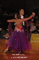 Nicola Pascon & Anna Tondello at German Open Championships 2009