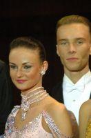 Marek Kosaty & Paulina Glazik at Goldstadtpokal 2007