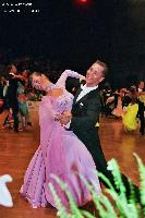 Francesco Andreani & Francesca Longarini at German Open 2005