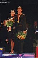 Stefano Di Filippo & Annalisa Di Filippo at 7th World Games 2005