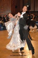 Lukasz Tomczak & Aleksandra Jurczak at Goldstadtpokal 2011