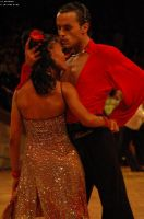 Emanuele Soldi & Elisa Nasato at German Open 2006