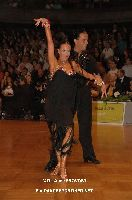 Emanuele Soldi & Elisa Nasato at German Open Championships 2009