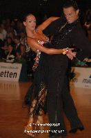 Emanuele Soldi & Elisa Nasato at 23. German Open Championships
