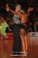 Joel Lopez & Rosa Carné at German Open Championships 2009