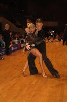 Anton Skuratov & Alona Uehlin at 47. Goldstadtpokal