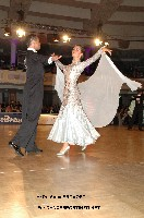 Grant Barratt-thompson & Mary Paterson at World Professional Standard Championship