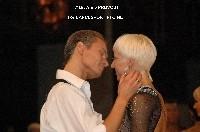 Andre Paramonov & Natalie Paramonov at WDC World Professional Latin Championships