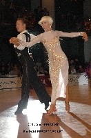 Andre Paramonov &amp; Natalie Paramonov at WDC World Professional Latin Championships